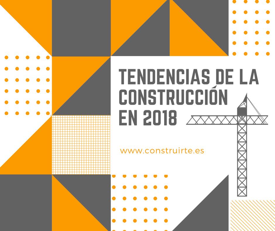 Edificaciones y Reformas Teruel tendencias de la construccion